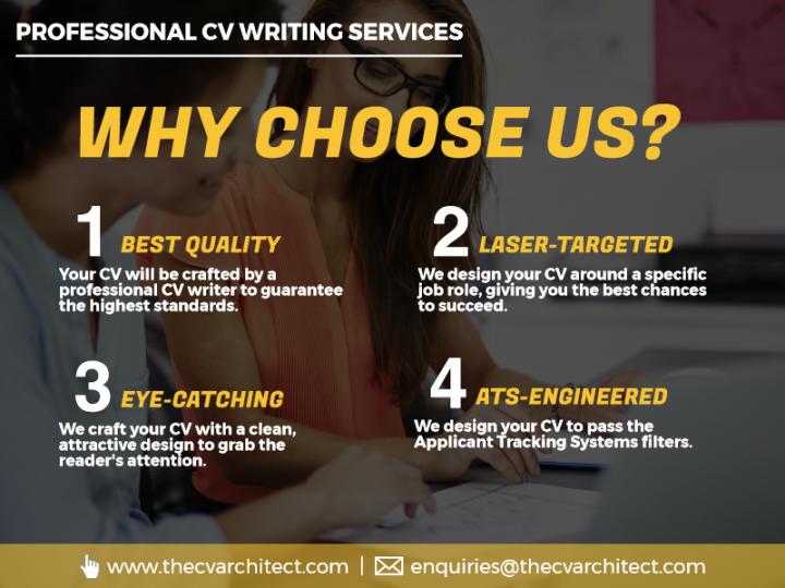 Executive CV Writing Service